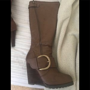 Size 6 wedge